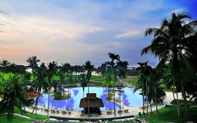 Bintan Lagoon Resort: 2D1N Stay in Deluxe Room with Return Ferry Transfer for 1 Person