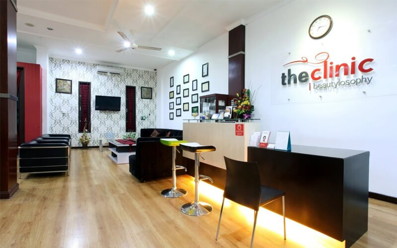 The Clinic Beautylosophy Medan featured image.