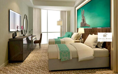 Ciputra World Surabaya: 2D1N Deluxe Room + Breakfast