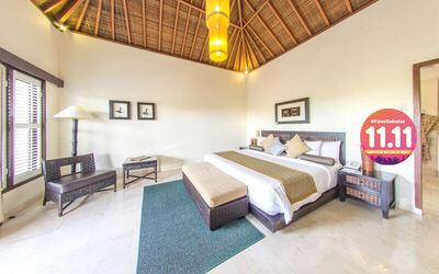 [#FaveSebelas] Jimbaran: 2D1N in One Bedroom Pool Villa + Breakfast