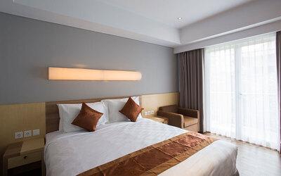 Kuta: 3D2N in Deluxe Room + Breakfast + Airport transfer
