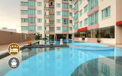 (With Perks) Hotel BCC Batam: 2D1N Stay in Deluxe Room with Return Ferry + Tour and Activities for 1 Person