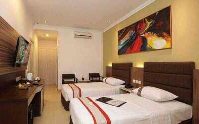 [#MondayMadness] Yogyakarta: 2D1N Deluxe Room + Breakfast