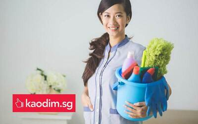$40 Cash Voucher for Kaodim Services Marketplace (New Users Only)