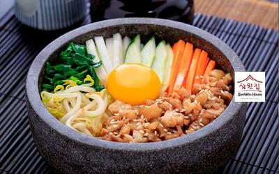 Dakgogi Dolsot Bibimbap for 1 Person