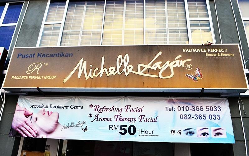 Michelle Lazar (Kuching) featured image.