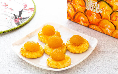 [CNY] Three (3) Jars of Pineapple Tarts with One (1) Complimentary Abalone