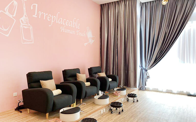 Spa Pedicure for 1 Person