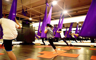 Paket Exclusive Yoga Session with Friends (min. 10 people) (New Member Only)