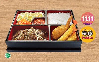 Buy 1 Any Bento Special 2 / 3 / 4 Get 2 Grilled Yakitori