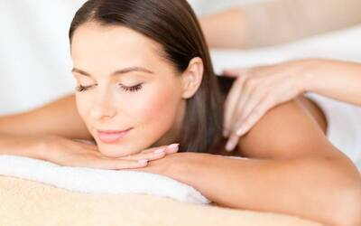 1.5-Hour Full Body and Foot Massage for 1 Person