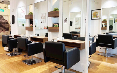 Hair Colouring + Stylist's Cut + Wash and Blow for 1 Person
