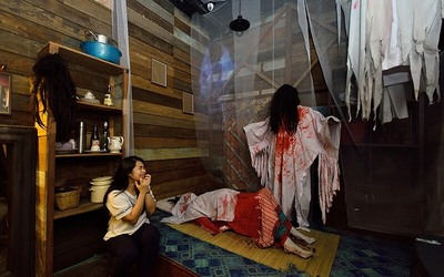 Admission to Ghost Museum for 2 Adults