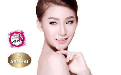 5th Year Anniversary Special: 1.5-Hour Korean Ginseng EGF Collagen / 24K Gold Firming / BB Glow / Herbal Anti-Acne Facial with Caviar Eye Treatment for 1 Person (1 Session)