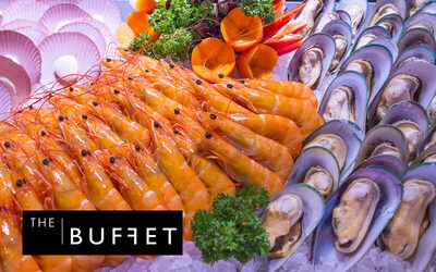 (Mon - Fri) International Lunch Buffet for 1 Adult