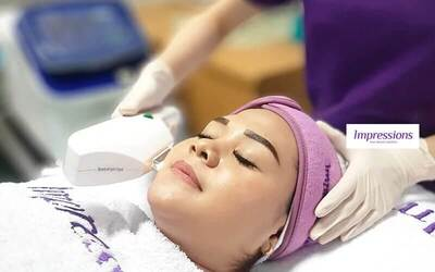 1x IPL Skin Rejuvenate Face: Facial Cleansing + IPL Skin Rejuv + Laneu Shooting Hydrogel Mask