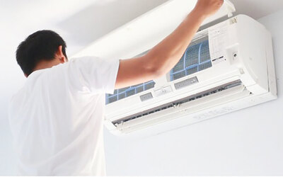 Air Conditioner Service with Chemical Cleaning for 1 Unit