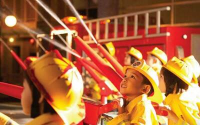 Admission to KidZania Singapore for 1 Adult
