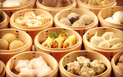 All You Can Eat Dimsum and Noodles for Sunday Brunch