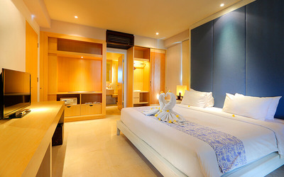Nusa Dua: 4D3N in One Bedroom Suite With Breakfast + Afternoon Tea + Airport Transfer