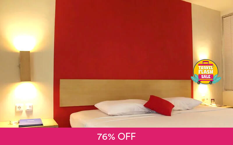 [FLASH SALE] Kuta: 2D1N Stay in Superior Room (Room Only)