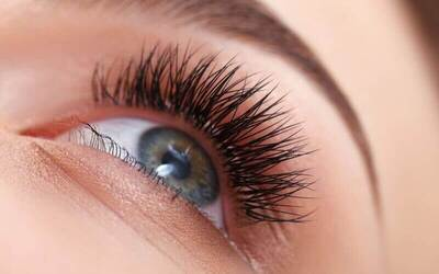 100-Strand 3D Eyelash Extension for 1 Person