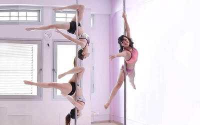 Six (6) 1-Hour Beginner Pole Classes for 1 Person