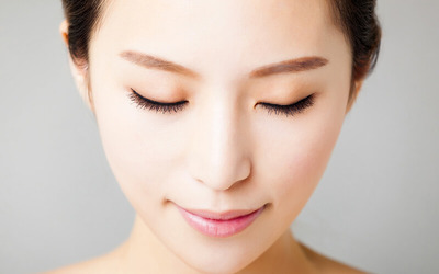 Korean Natural Eyelash Extension