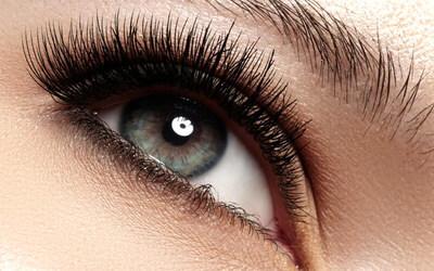 Eyelash Extension Natural Silk Soft + 1x Retouch