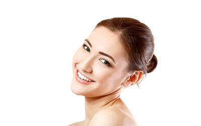 Facial Whitening / Facial Acne + LED Light + Masker