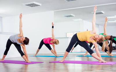 Iyengar Yoga for 1 Person (1 Session)