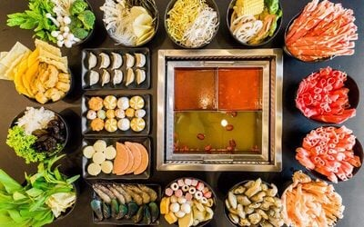 Fusion Steamboat Lunch Buffet