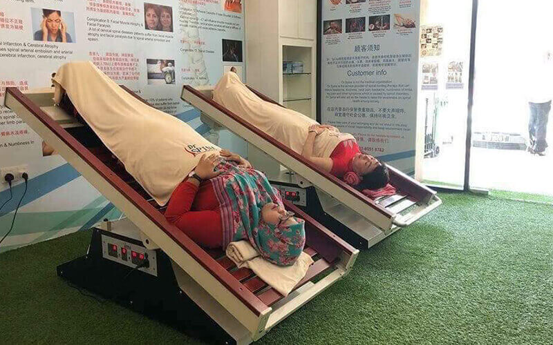 80-Minute Spinal Cording Physiotherapy for 2 People