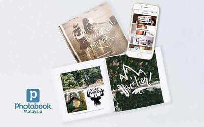 "[CNY] (Photobook App Exclusive) Personalised 6"" x 6"" Imagewrap Hardcover Simplebook (20 Pages)"