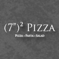 "7 Inch Square Pizza @ (7"")2 Pizza featured image"