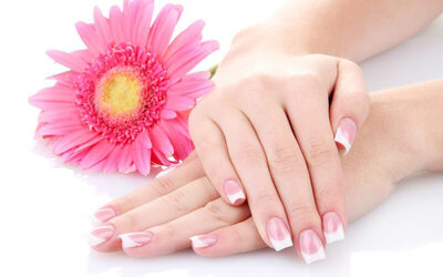 Manicure 10 Fingers + Basic Gel From Japan