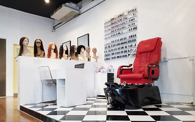 Afro By Nature Unisex Salon featured image.