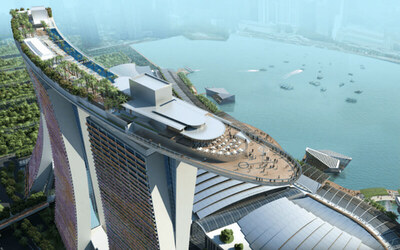 Singapore: Admission to Marina Bay Sands Sky Garden Observation Deck for 1 Adult