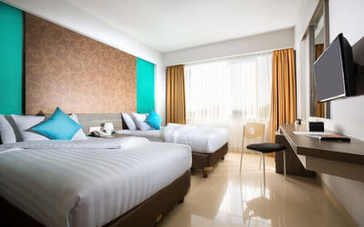 Bali: 3D2N Superior Room + Breakfast