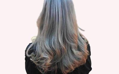 Hair Colour and Treatment with Cuticle Cream, Wash, and Blow for 1 Person
