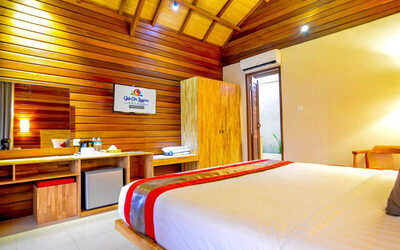 Gili Air Lombok: 3D2N at One Bedroom Pool Lagoon + Breakfast + Dinner