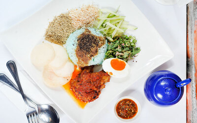RM40 Cash Voucher for Malay Cuisine