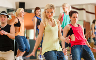 Jazzercise (Interval Fusion) for 1 Person