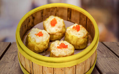 [Fave Exclusive] Dim Sum Breakfast and Lunch Buffet for 1 Person