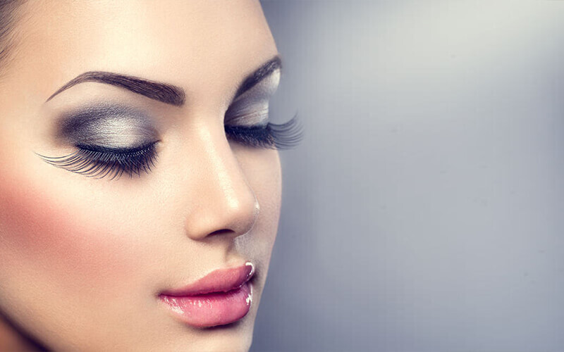 Lash by Lash Extension + Eyebrow Shaping for 1 Person (2 Sessions)