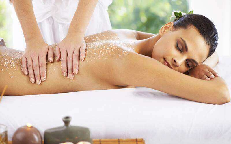 2-Hour Full Body Scrub Treatment for 1 Person