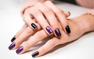 Classic Gel Manicure for 1 Person
