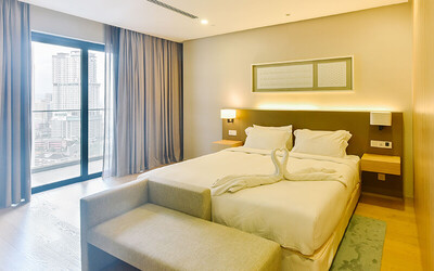 Kuala Lumpur: 3D2N Stay in 1-Bedroom Suite for 2 People