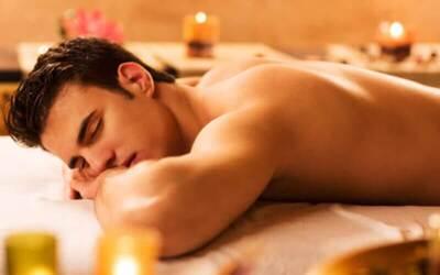 60-Minute Men's Tantara Signature Massage for 1 Person