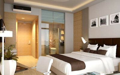 Bandung: 2D1N Stay in Superior Room (Room Only)